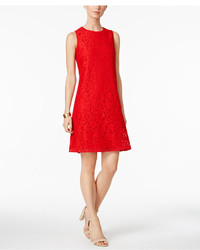 Nine West Lace Shift Dress