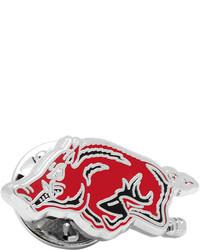 Cufflinks Inc. Cufflinks Inc University Of Arkansas Razorbacks Lapel Pin Red Express