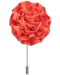 Flower lapel pin medium 225810