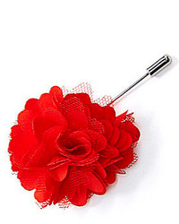 Roundtree & Yorke Flower Lapel Pin