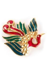 Lanvin Vintage Bird Brooch
