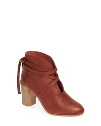 b1fb171f1 Women's Red Ankle Boots by Free People   Women's Fashion   Lookastic.com