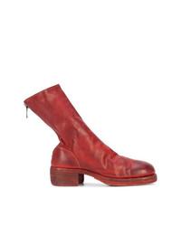 Guidi Calf Length Boots
