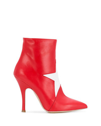 MSGM Star Ankle Boots