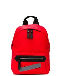 Lanvin Censored Logo Backpack