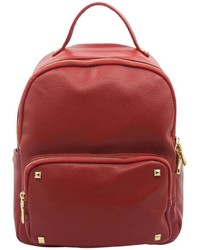Fafa Montreal Amily Vegan Leather Backpack