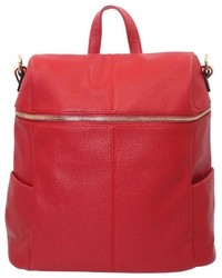 Fafa Montreal Candra Vegan Leather Backpack