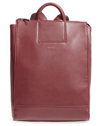 Katherine faux leather backpack black medium 3752651