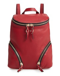 Vince Camuto Katja Leather Backpack
