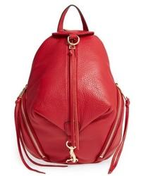 Medium julian backpack red medium 1055356