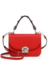 Prada Leather Arcade Bag