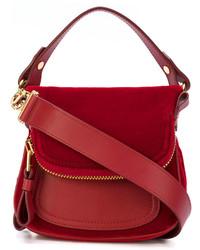 Tom Ford Multi Zip Shoulder Bag
