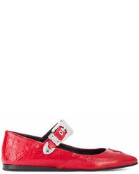 MCQ Alexander Ueen Solstice Liberty Ballerina Shoes