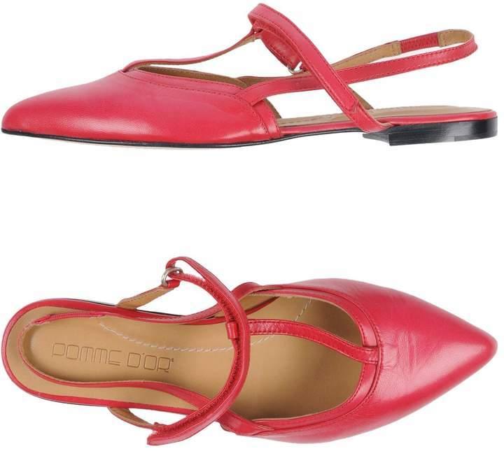 Pomme Dor Pomme Dor Ballet Flats