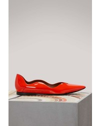 Proenza Schouler Waves Ballet Pumps