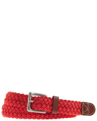 J.Crew Braided Cotton Belt