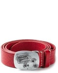 DSquared 2 Logo Belt