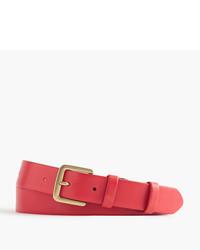 J.Crew Classic Leather Belt