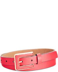 Kate Spade New York Inlay Buckle Belt