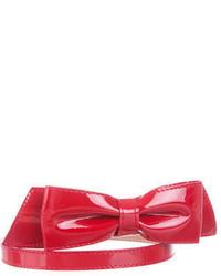 Kate Spade New York Patent Leather Belt