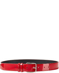 Jil Sander Patent Leather Belt