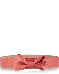 RED Valentino Redvalentino Leather Waist Belt