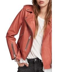 AllSaints Balfern Biker Jacket