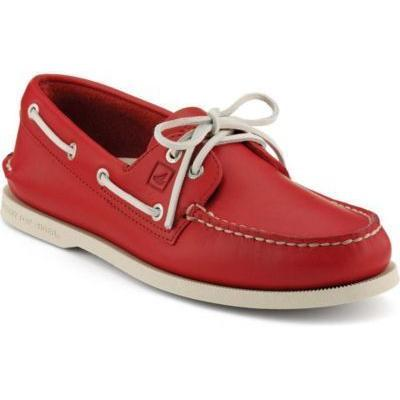 Sperry Topsider Shoes School Spirit Authentic Original 2 Eye Boat ...