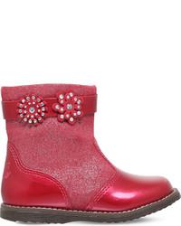 Lelli Kelly Kids Lelli Kelly Linda Leather Boots 3 9 Years