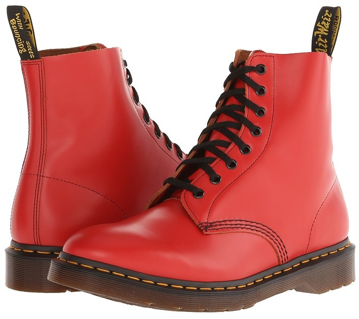 4177585306e45 ... Dr. Martens Pascal 8 Eye Boot Lace Up Boots ...
