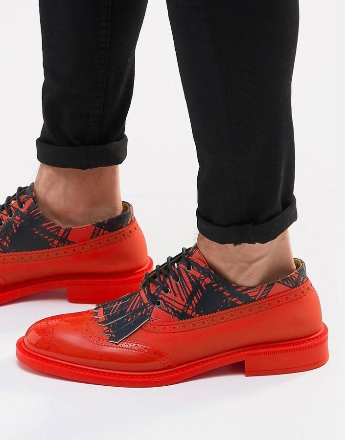 Vivienne Westwood Brogue Shoes, $324