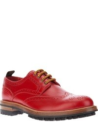 DSquared 2 Lace Up Brogue