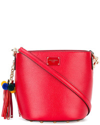 Dolce & Gabbana Cross Body Bucket Bag