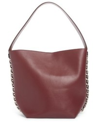 Infinity calfskin leather bucket bag medium 4950302