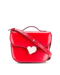 Marni Heart Lock Shoulder Bag