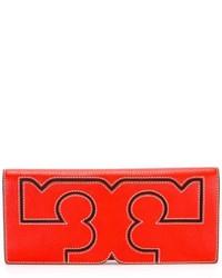 Logo motif clutch medium 1140181