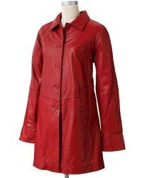 Excelledleather Walker Coat
