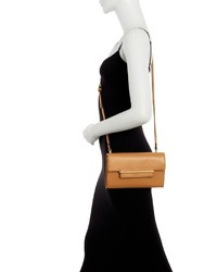Vince Camuto Aster Leather Clutch Crossbody