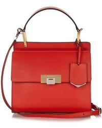 Balenciaga Le Dix Small Leather Cross Body Bag