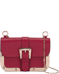 RED Valentino Buckle Detail Crossbody Bag