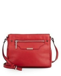 Danielle Nicole Mini Faux Leather Crossbody