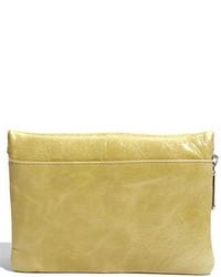 Hobo Daria Leather Crossbody Bag Brown