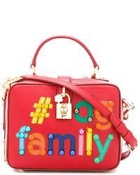 Dolce & Gabbana Dg Family Crossbody Bag