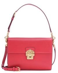 Dolce & Gabbana Lucia Leather Crossbody Bag