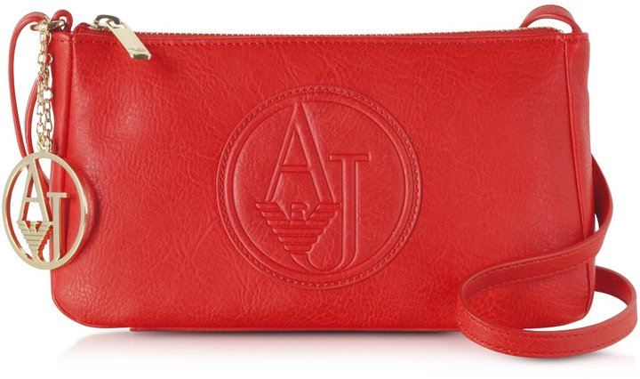 ... Armani Jeans Faux Leather Mini Crossbody Bag ... a7f679191d2