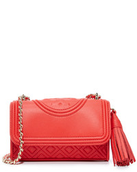 Tory Burch Fleming Micro Cross Body Bag