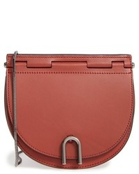 3.1 Phillip Lim Hana Leather Crossbody Bag Red