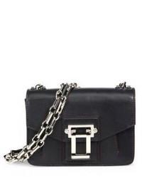 Proenza Schouler Hava Leather Chain Crossbody Bag