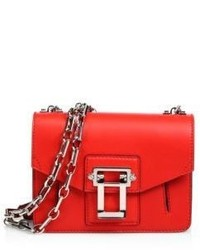 Proenza Schouler Hava Leather Chain Crossbody Bag