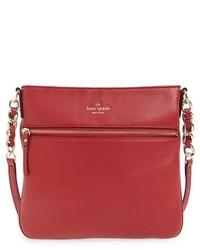 Kate Spade New York Cobble Hill Ellen Leather Crossbody Bag Black